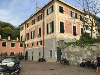 Foto 1 di Trilocale via Monte Sei Busi, Genova (zona Teglia)