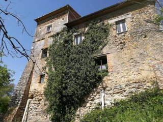 Foto 1 di Rustico / Casale Villa Brunna, frazione San Giorgio, Tarano