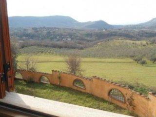 Foto 1 di Villa via S. Maria delle Grazie, frazione Santa Maria Delle Grazie, Scandriglia