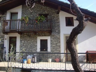Foto 1 di Villa Frazione Chez Percher, Gignod