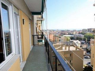 Foto 1 di Trilocale via Borgoratti, Genova (zona San Martino)