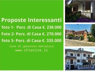 Foto 1 di Villa via Nino Costa 4, Riva Presso Chieri centro
