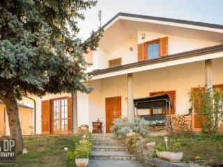 Foto 1 di Villa via Coazze, 4, Bruino