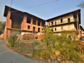 Foto 1 di Rustico / Casale via Piemonte 23, Prascorsano