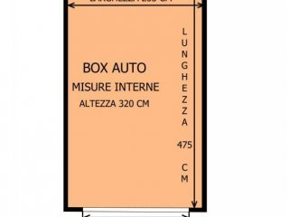 Foto 1 di Box / Garage via Orfeo 35, Bologna (zona Centro Storico)
