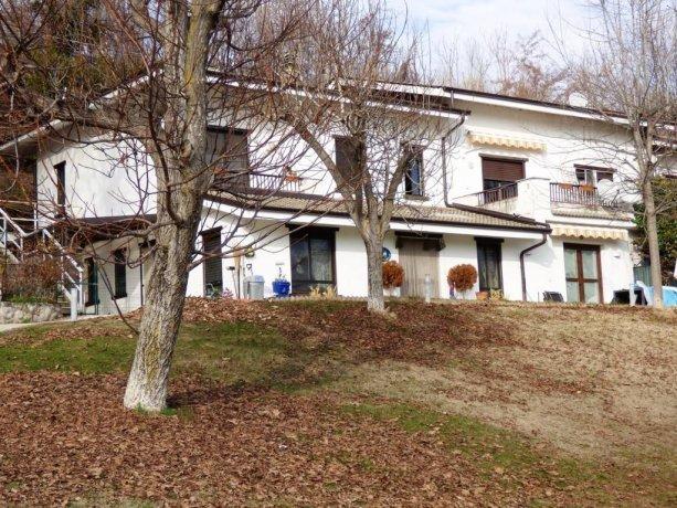 Cuneo, splendida villa indipendente dagli ampi spazi via Antica di Vignolo 5