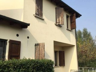 Foto 1 di Villetta a schiera via Savena Vecchia, frazione Mondonuovo, Baricella