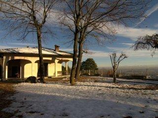Foto 1 di Villa via Allason 24, Pecetto Torinese