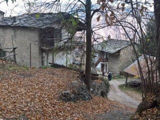 Foto 1 di Rustico / Casale Borgata Sagna 16, San Germano Chisone