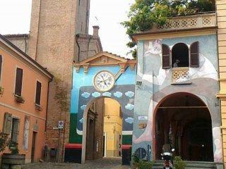 Foto 1 di Attico / Mansarda piazza Rocca, frazione Monte Del Re, Dozza