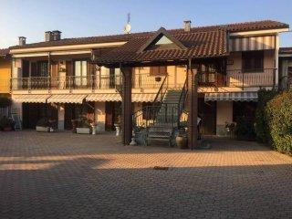 Foto 1 di Villa via Godino Delio, San Secondo Di Pinerolo