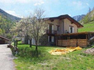 Foto 1 di Villa Borgata Campo la Salza 6, Massello