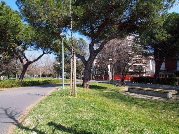 Foto 5 di Trilocale via Leptis Magna, Rimini