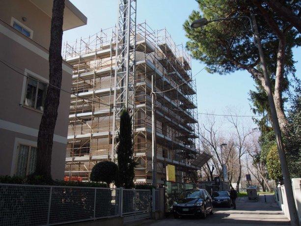 Foto 6 di Trilocale via Leptis Magna, Rimini