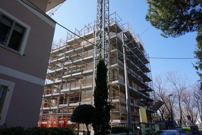 Foto 8 di Trilocale via Leptis Magna, Rimini
