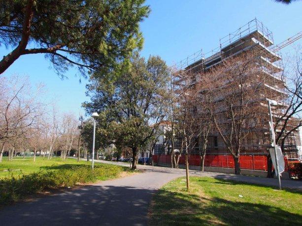 Foto 9 di Trilocale via Leptis Magna, Rimini