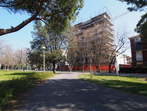 Foto 11 di Trilocale via Leptis Magna, Rimini