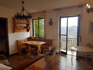 Foto 1 di Quadrilocale via Fallarosa 40, frazione Marzano, Torriglia
