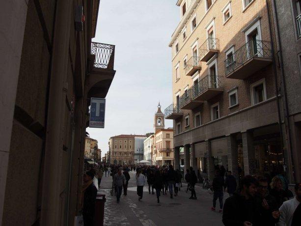 Foto 9 di Trilocale vicolo Gioia, Rimini