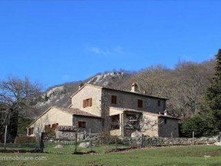 Foto 1 di Rustico via Crocetta, San Casciano Dei Bagni