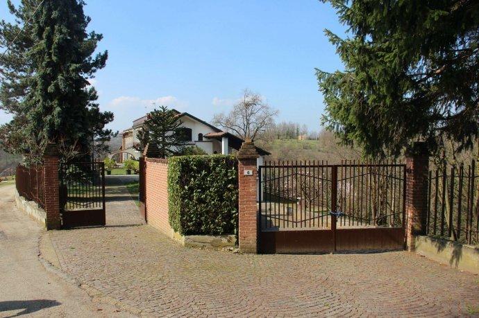 Foto 2 di Villa via Rivalta  6, Settime