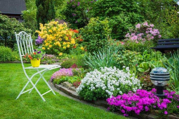 Piano terra con giardino in nuova costruzione