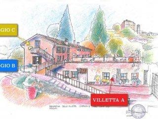 Foto 1 di Villa via Baldissero, Pavarolo