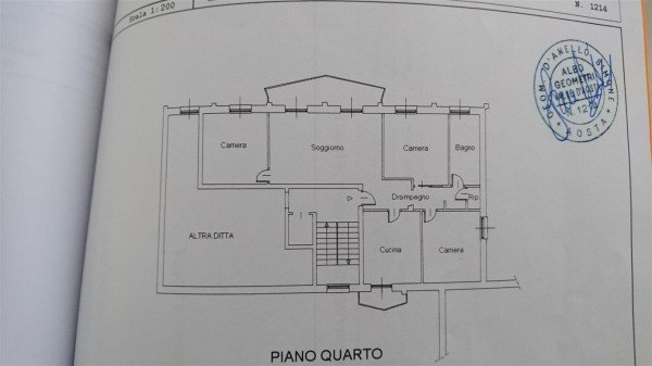 Foto 8 di Appartamento via Chambery 117, Aosta
