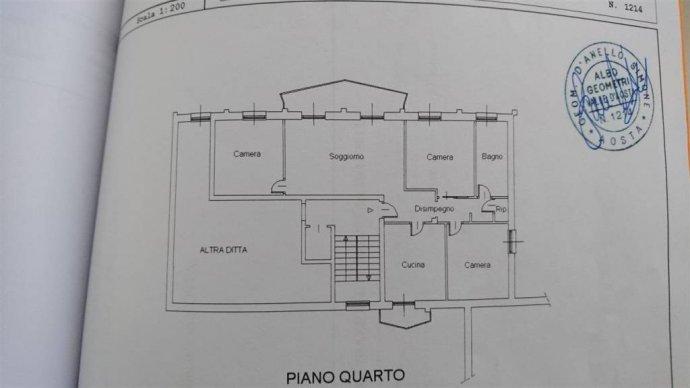 Foto 7 di Appartamento via Chambery 117, Aosta
