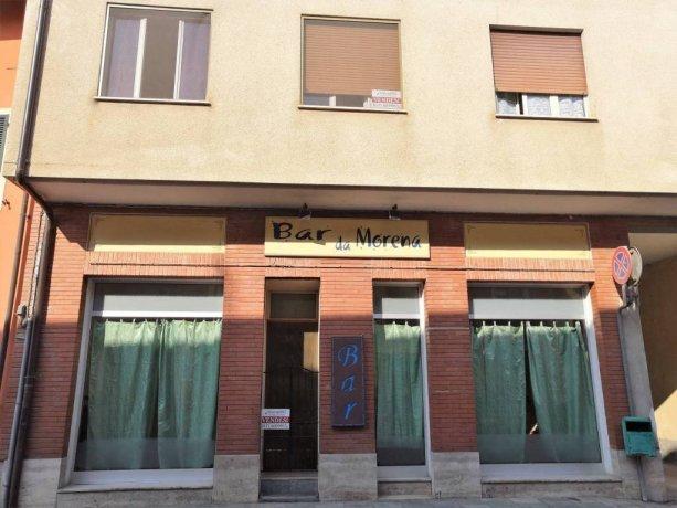 Beinette: locale commerciale, appartamento e box auto via 24 Maggio 13