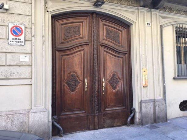 Foto 9 di Appartamento via San Quintino 19, Torino