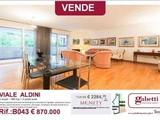 Foto 1 di Appartamento viale Aldini, Bologna (zona Colli)