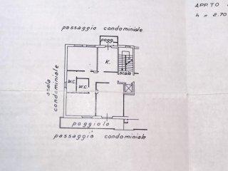 Foto 1 di Appartamento Via Merello, Genova (zona Valbisagno (Prato-Molassana-Struppa-S.Gottardo-S.Eusebio))