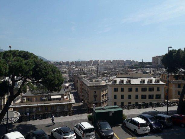 Foto 1 di Appartamento corso podestà 9A, Genova (zona Carignano, Castelletto, Albaro, Foce)