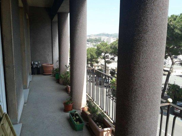 Foto 3 di Appartamento corso podestà 9A, Genova (zona Carignano, Castelletto, Albaro, Foce)