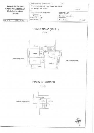 Foto 25 di Quadrilocale via Modigliani 1, Torino (zona Mirafiori)