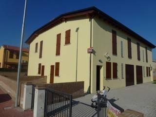 Foto 1 di Villa via Scorsuro, 195, frazione Chiesa Nuova, Poggio Renatico
