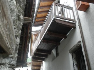 Foto 1 di Villetta a schiera Frazione Crè, 14, Gignod