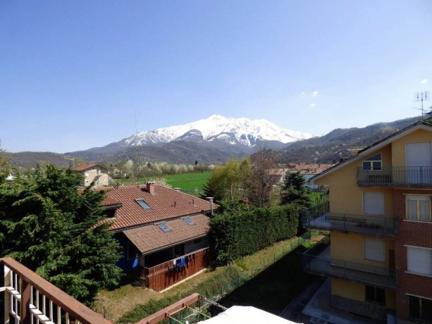 Boves, bella mansarda con vista stupenda via Rivoira 24