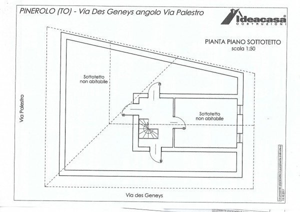 Foto 13 di Appartamento via Montebello, Pinerolo
