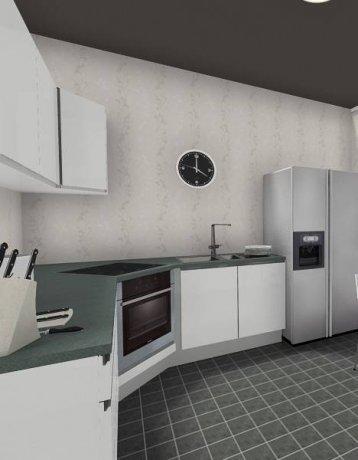 Foto 3 di Appartamento via Montebello, Pinerolo