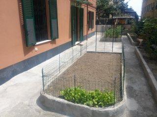 Foto 1 di Trilocale Genova (zona Oregina-Granarolo, Di Negro)