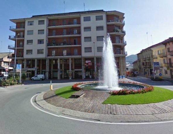 Borgo San Dalmazzo, ultimo piano su L.go Argentera corso Barale 12