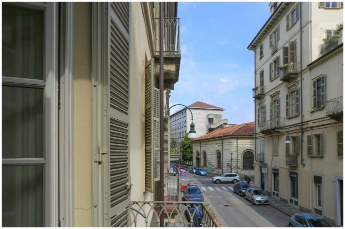Foto 19 di Bilocale via Maria Vittoria  46, Torino (zona Centro)