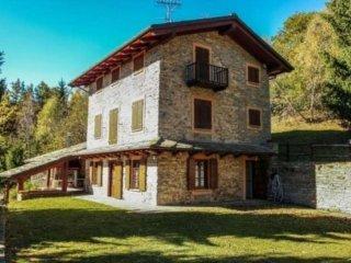 Foto 1 di Villa via Pian Prà 46, Rorà