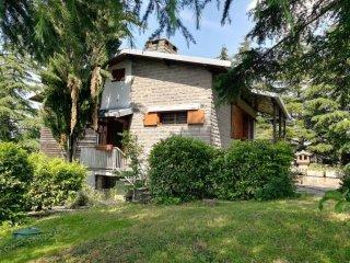 Foto 1 di Villa via Pieve del Pino, Sasso Marconi