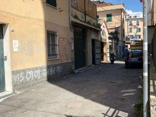 Foto 1 di Box / Garage via DEL CASTORO, Genova (zona Marassi-Staglieno)