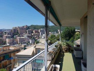 Foto 1 di Attico / Mansarda corso Europa, Genova (zona Quarto)