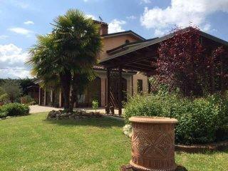 Foto 1 di Villa via Casadio, 6, frazione Stiatico, San Giorgio Di Piano