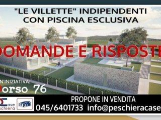 Foto 1 di Villa via Mantova, Peschiera Del Garda